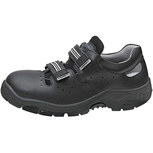Abeba 2615-50 Anatom Chaussures de sécurité sandale Taille 50 Noir