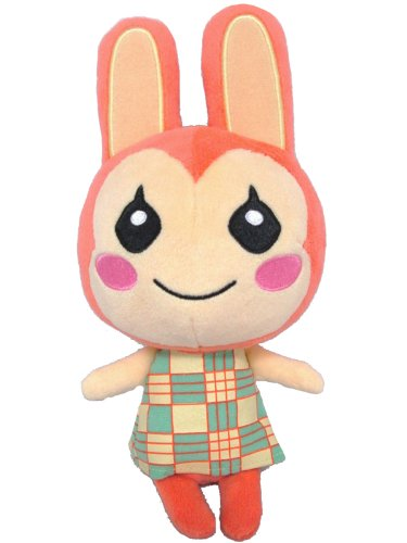 Nintendo Animal Crossing - Lilian Plush - Bunnie - 24cm 9.5""