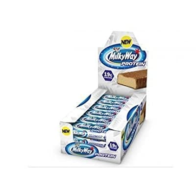 Milky Way Protein Bars 10 x 51g from MARS Europe