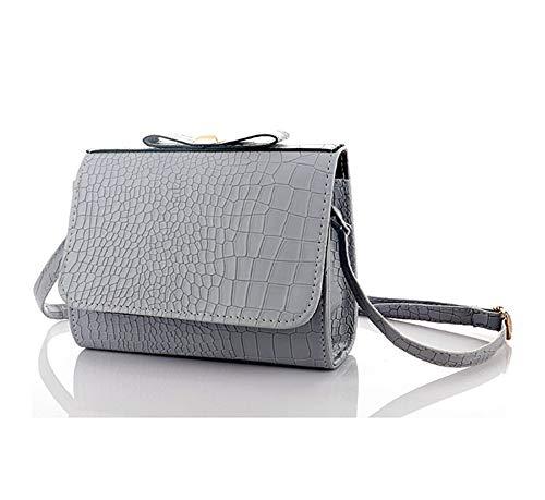 Handtasche, Umhängetasche, Umhängetasche,Bow Women Messenger Bags Mini Alligator Handbags Clutches Ladies Party Purse Women Crossbody Shoulder Bag Sac -