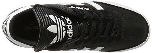 adidas Samba Super, Chaussures de Sport Homme Noir (Black/running White Ftw)