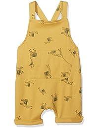 Mamas & Papas Llama Dungarees, Pantalones de Peto para Bebés