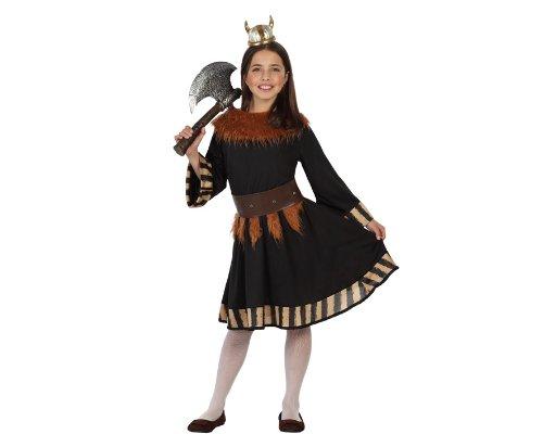 Atosa Disfraz para niñas de Vikinga