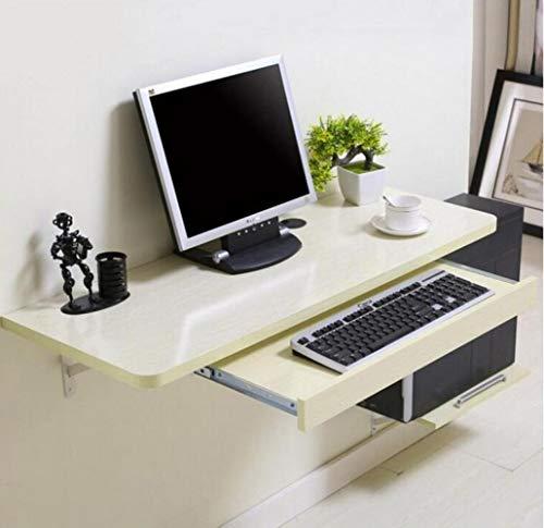 Cto Notebook Pc (CTO Wandmontage Wandmontage Tisch Computer Pc Laptop Desk Für Kinder, Kinder, Kinderzimmer, Weiß 3 Größen Drop-Leaf-Tisch,D,Tabelle)