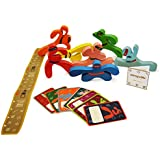 Shumee Wooden Ninjaki-Balance Toy Set (6 Years+) - Stacking Game, Hones Mental & Physical Agility