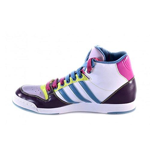 Adidas - Adidas midiru court mid W scarpe uomo alte basket Bianco