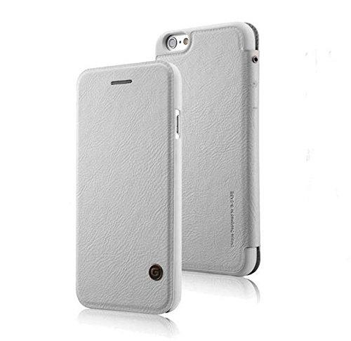 G-Housse en cuir de luxe flip Case Wallet Card Cover pour iPhone 6 noir