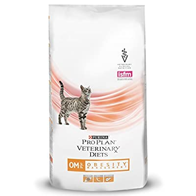 PURINA PRO PLAN VETERINARY DIETS Feline OM St/Ox Obesity Management Dry Cat Clinical Diet