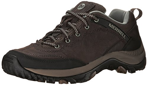 Merrell Salida Trekker, Women's Lace-Up Trekking and Hiking Shoes - Espresso/Mineral, 4...