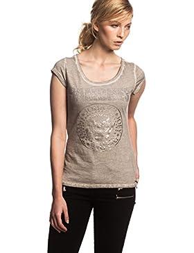 RAMONES - pedrería Seal - Camiseta Oficial Mujer