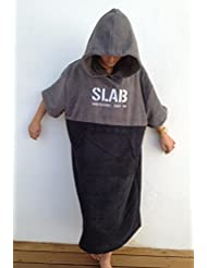 Slab- Ponch grey/black