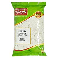 Natures Choice Thin Rice Flakes - 500 gm (White)