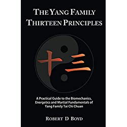 The Yang Family Thirteen Principles: A practical guide to the biomechanics, energetics and martial fundamentals of Yang family tai chi chuan