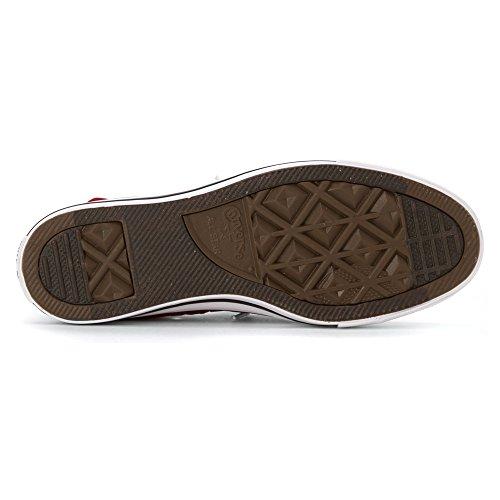 Converse, Sneaker uomo Rosso