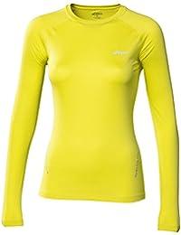 ASICS Women's Manches Longues T-shirt Course à Pied