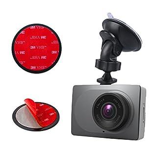 Navitech Im Auto Dash Cam / autokamera Saugnapf Halterung für die ANNKOO AD01