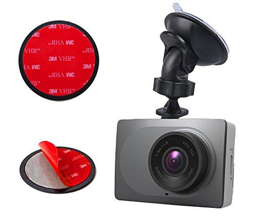 Navitech dans la voiture Dash Cam / appareil photo Support à ventouse compatible avec MIO MiVue 785