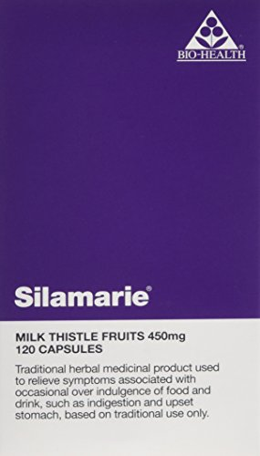 Bio Health Silamarie Milk Thistle Capsules 450mg Pack of 120 Test