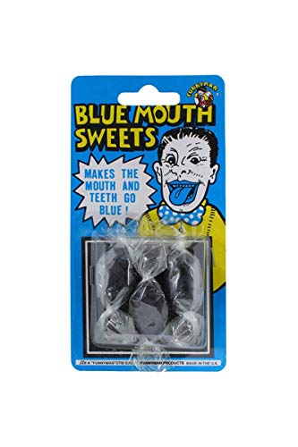 Blue Mouth Sweet...
