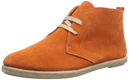 Wolpertinger Wiesn WP 5008, Damen Desert Boots, Orange (naranja), 40 EU (6.5 Damen UK)