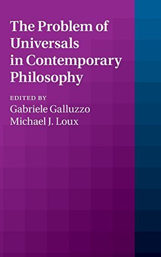 The Problem of Universals in Contemporary Philosophy (2015-07-16)