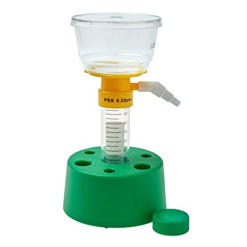 Celltreat 229710 Centrifuge Tube Filter, PES, 0.22 μm, Sterile, 50 mL, 1 per Bag, Clear (Pack of 12)