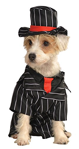 Rubies Hunde-Halloween-Kostüm, Tierkostüm der Klassik-Kollektion.