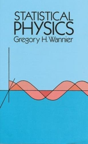 Statistical Physics (Dover Books on Physics)