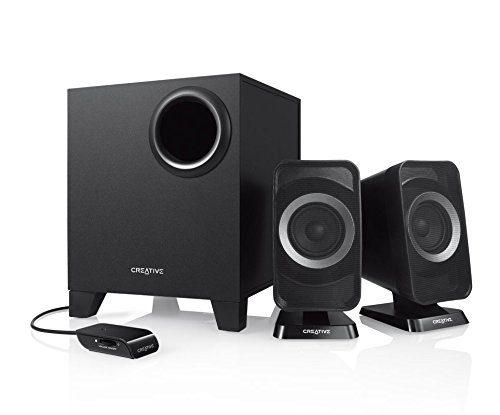 Creative-Labs-21-Wireless-Bluetooth-Multimedia-Speaker-System-Subwoofer-Surround-Sound-Bass-Sub-Subwoofer-TV-PC-Laptop-Mac-Macbook-MP3-OLED-LED-Plasma-Samsung-LG-Panasonic-Bush-iPhone-76s655s54SE5c-Sa