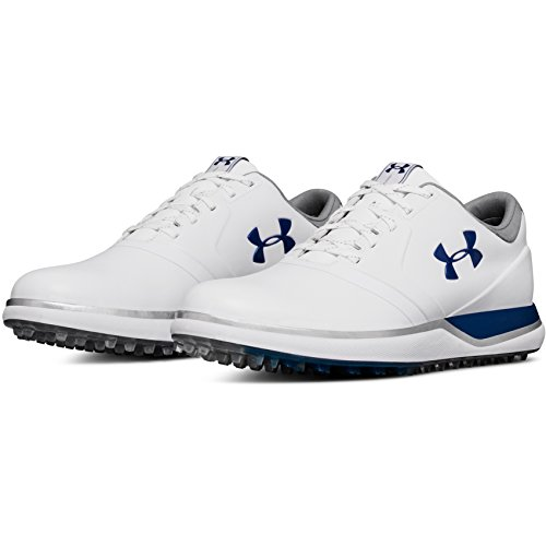 Under Armour Women's Ua W Performance Sl Golf Shoes, White
