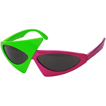 a3248d95c0 Homyl Assorted Novelty Sunglasses Funny Party Glasses Toy Party Tricks -  Roy Purdy Glasses