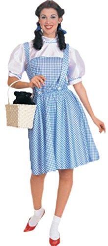erdbeerloft - Damen Dorothy Musical Star Kostüm, L, (Sexy Dorothy Von Oz Zauberer)