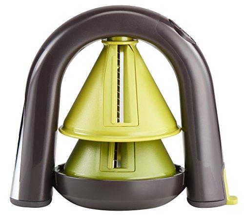 Tefal Ingenio K22980 Spiralschneider, grün/schwarz