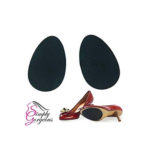 Ein Paar Anti Slip-Stick auf Schuh Grip Pads