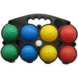 Solex 49416 Jeu de boules de pétanque Multicolore 36 x 23,5 x 15 cm