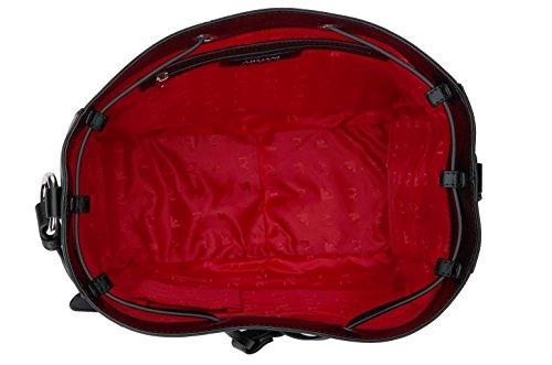 Gsell Sac à main épaule 922577CC864 Noir - Armani Jeans Synthétique façon cuir Noir