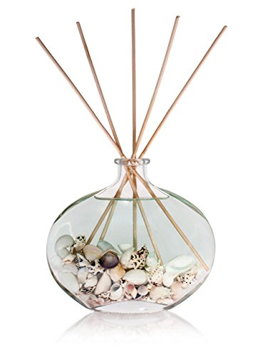 natures-gift-ocean-200ml-luxury-reed-diffuser-with-shells-display