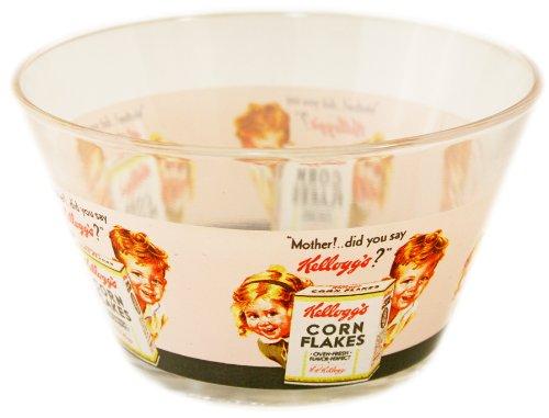 kelloggs-vintage-cereal-glass-bowl-corn-flakes-retro-pink-bowl