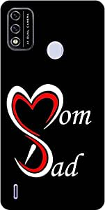 BuyFeb Printed Mobile Back Cover Case Compatible for Itel A48 - Design1981