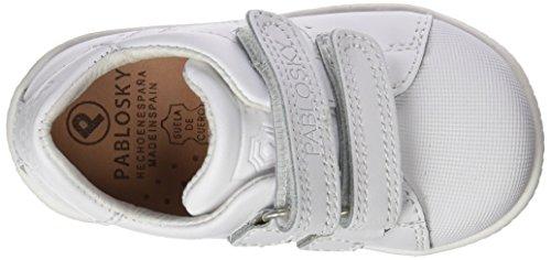 Pablosky Kinder Unisex Sneakers Unisex Blanco Kinder Pablosky 259500 gHSqdZ