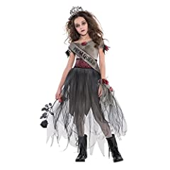 Idea Regalo - Amscan Halloween - Costume da regina zombie, da ragazza, 14-16 anni