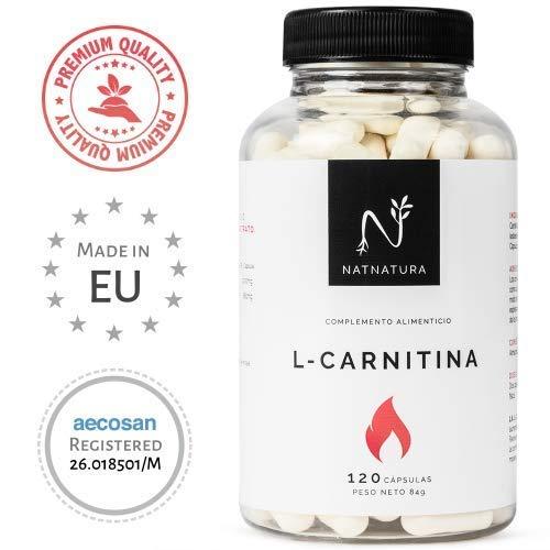 L-Carnitina. Integratore Alimentare di L-Carnitina. Potente brucia grassi per dimagrire. Integratore...