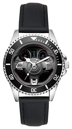 Cadeau pour VW Golf GTI Fans Pilote Kiesenberg Montre L-10026