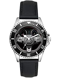 Regalo para VW Golf GTI Fans Driver Kiesenberg Reloj L-10026