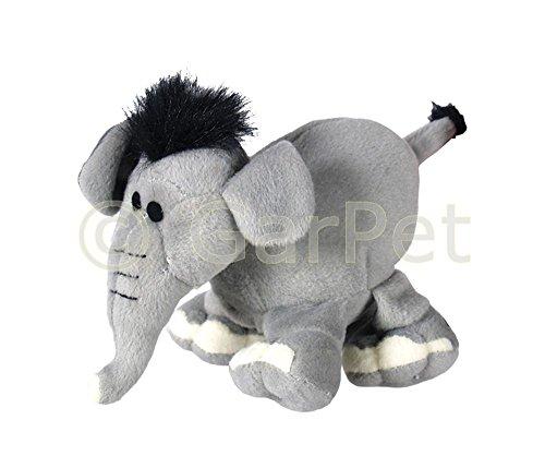 Hundespielzeug Hunde Spielzeug Plüschtier Quietscht Elefant Elephant plüsch