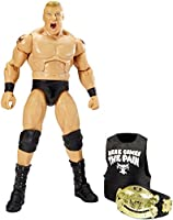 BROCK LESNAR - WWE WRESTLEMANIA 32 ELITE FLASHBACK MATTEL TOY WRESTLING ACTION FIGURE by Wrestling - BROCK LESNAR - WWE WRESTLEMANIA 32 ELITE FLASHBACK MATTEL TOY WRESTLING ACTION FIGURE