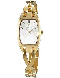 Time Piece Damen-Armbanduhr Elegance Analog Quarz Edelstahl beschichtet TPLA-90965-41M
