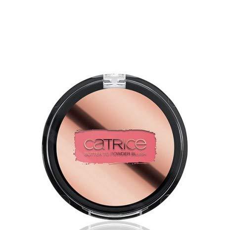 Catrice – Blush – Blush Flush – Beurre to Powder Blush C01 – Vibrant Rose