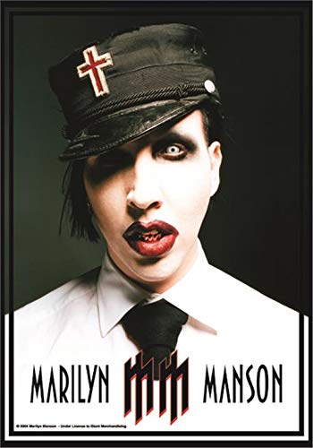 Marilyn Manson - Uniform Flagge