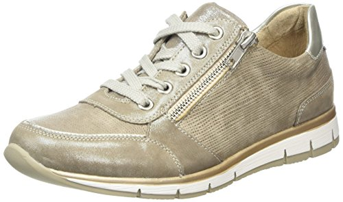 Remonte Dorndorf r4009 Sneakers, Donna, Grigio (murmel/silver/elefant / 42), 45